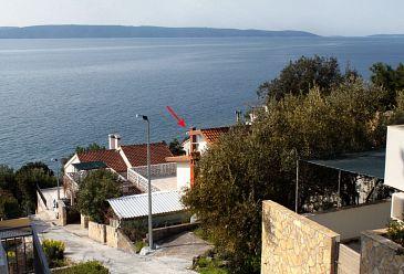 Obiekt Rastići (Čiovo) - Zakwaterowanie 5257 - Apartamenty blisko morza.