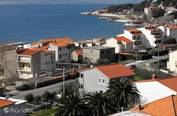 Property Duće (Omiš) - Accommodation 5261 - Apartments near sea with pebble beach.
