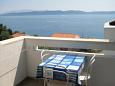 Terrace 1 - Apartment A-5266-a - Apartments Igrane (Makarska) - 5266