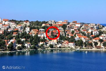 Property Rogoznica (Rogoznica) - Accommodation 5269 - Apartments near sea with pebble beach.