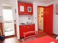 Split, Kitchen u smještaju tipa apartment, WIFI.