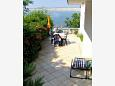Terrace 1 - Apartment A-5286-b - Apartments Jadranovo (Crikvenica) - 5286