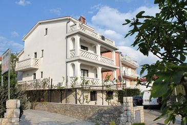 Property Selce (Crikvenica) - Accommodation 5287 - Apartments in Croatia.