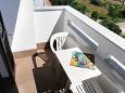 Balcony - Studio flat AS-5288-a - Apartments Sveti Anton (Krk) - 5288