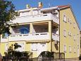 Property Malinska (Krk) - Accommodation 5289 - Apartments with pebble beach.