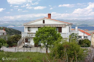 Property Vrbnik (Krk) - Accommodation 5300 - Apartments with pebble beach.
