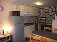 Kitchen - Apartment A-5320-b - Apartments Njivice (Krk) - 5320