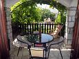 Terrace - Apartment A-5320-b - Apartments Njivice (Krk) - 5320
