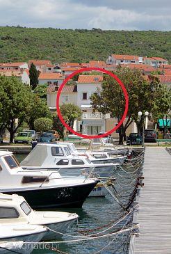 Property Punat (Krk) - Accommodation 5329 - Apartments near sea.