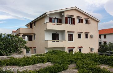 Property Baška (Krk) - Accommodation 5337 - Apartments with pebble beach.