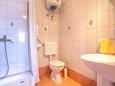 Bathroom - Room S-5362-a - Apartments and Rooms Njivice (Krk) - 5362