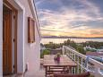 Shared terrace - Room S-5362-b - Apartments and Rooms Njivice (Krk) - 5362