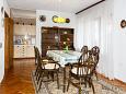 Dining room - Apartment A-5368-b - Apartments Kornić (Krk) - 5368