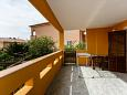 Terrace - Apartment A-5368-b - Apartments Kornić (Krk) - 5368