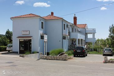 Punat, Krk, Property 5373 - Apartments with pebble beach.