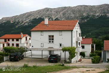 Property Jurandvor (Krk) - Accommodation 5394 - Apartments with pebble beach.