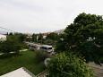 Balcony - view - Studio flat AS-5404-a - Apartments Baška (Krk) - 5404