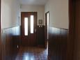 Baška, Hallway u smještaju tipa apartment, dostupna klima, dopusteni kucni ljubimci i WIFI.