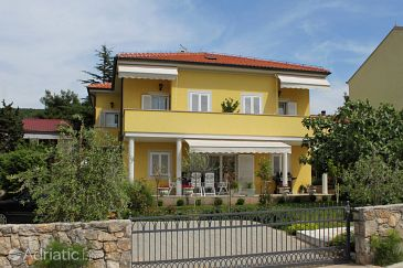 Property Punat (Krk) - Accommodation 5408 - Apartments in Croatia.