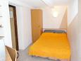 Bedroom - Studio flat AS-5418-a - Apartments Kornić (Krk) - 5418