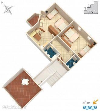 Apartment A-5419-a - Apartments Punat (Krk) - 5419