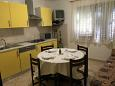 Dining room - Apartment A-5438-a - Apartments Tribulje (Krk) - 5438