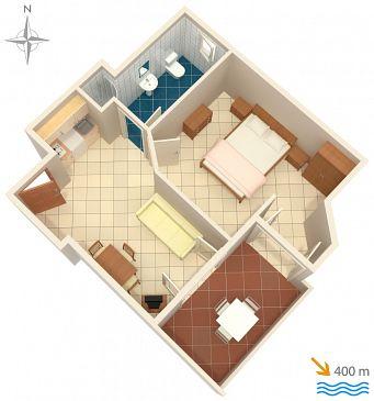 Apartment A-5444-e - Apartments Baška (Krk) - 5444
