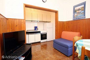 Zavalatica, Living room u smještaju tipa apartment, WIFI.
