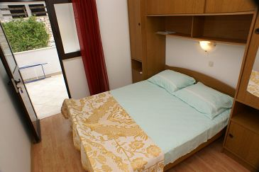 Zavalatica, Sypialnia w zakwaterowaniu typu room, dostupna klima, dopusteni kucni ljubimci i WIFI.