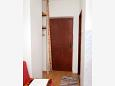 Hallway - Studio flat AS-5472-b - Apartments and Rooms Klenovica (Novi Vinodolski) - 5472
