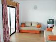 Living room - Apartment A-5474-a - Apartments Selce (Crikvenica) - 5474