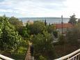 Selce, Crikvenica, Courtyard 5475 - Apartments u Hrvatskoj.