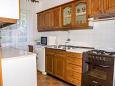 Novi Vinodolski, Kitchen u smještaju tipa apartment, WIFI.