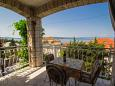 Terrace - Studio flat AS-5492-c - Apartments Crikvenica (Crikvenica) - 5492