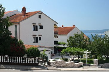 Property Crikvenica (Crikvenica) - Accommodation 5494 - Apartments with pebble beach.