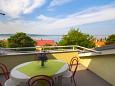 Terrace - Apartment A-5499-c - Apartments Crikvenica (Crikvenica) - 5499