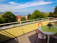 Terrace - Apartment A-5499-d - Apartments Crikvenica (Crikvenica) - 5499