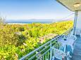 Balcony 1 - Apartment A-5508-a - Apartments Šmrika (Kraljevica) - 5508