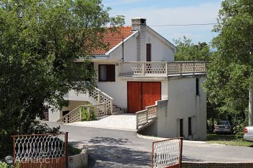 Property Jadranovo (Crikvenica) - Accommodation 5517 - Apartments with pebble beach.