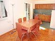 Dining room - Apartment A-552-a - Apartments Vrboska (Hvar) - 552