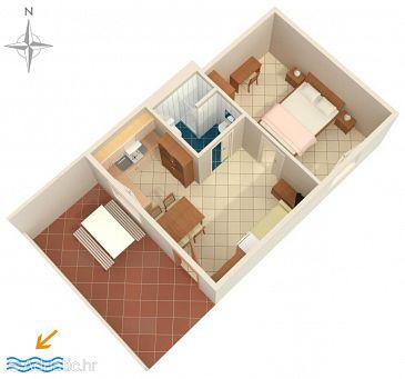 Apartment A-5535-c - Apartments Duga Luka (Prtlog) (Labin) - 5535