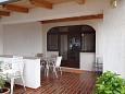 Terrace - Apartment A-5548-a - Apartments Klenovica (Novi Vinodolski) - 5548