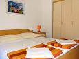 Bedroom 1 - Apartment A-5548-e - Apartments Klenovica (Novi Vinodolski) - 5548