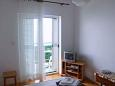 Bedroom - Room S-555-e - Apartments and Rooms Milna (Hvar) - 555
