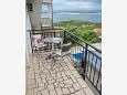 Balcony - Studio flat AS-5551-b - Apartments Dramalj (Crikvenica) - 5551
