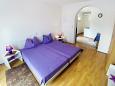 Bedroom - Studio flat AS-5551-b - Apartments Dramalj (Crikvenica) - 5551