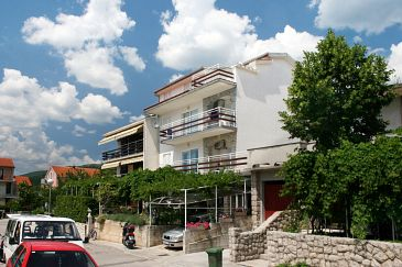 Property Crikvenica (Crikvenica) - Accommodation 5553 - Apartments with pebble beach.