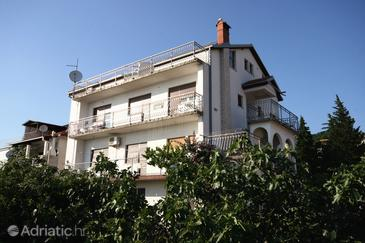 Property Crikvenica (Crikvenica) - Accommodation 5555 - Apartments with pebble beach.