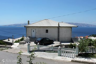 Property Senj (Senj) - Accommodation 5567 - Apartments and Rooms with pebble beach.