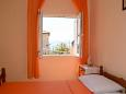 Bedroom 1 - House K-5568 - Vacation Rentals Senj (Senj) - 5568